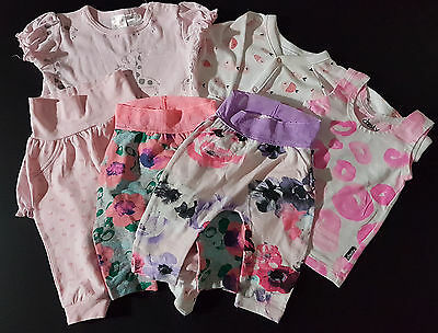 BABY GIRL CLOTHES BUNDLE, Size 000 ~ BABY BONDS, OLLIE'S PLACE, MORE ~ EXC COND!