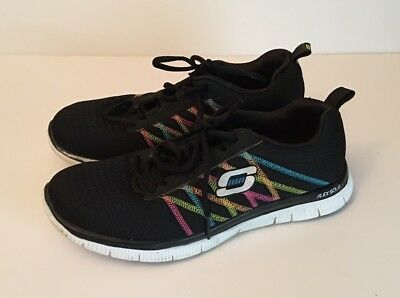 Women's Size 7/8 Skechers Memory Foam Shoes