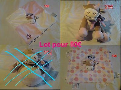 lot noukies Lola / Lola dotty neuf