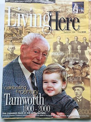 Tamworth Northern Daily Leader December 1999 Celebrating The Century 1900-2000