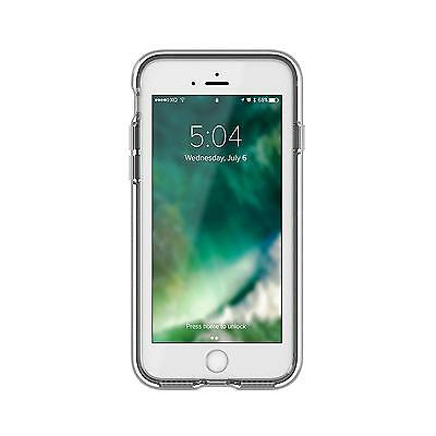 Xqisit 26501 Phantom One Case Cover For Apple iPhone 7 Transparent/White