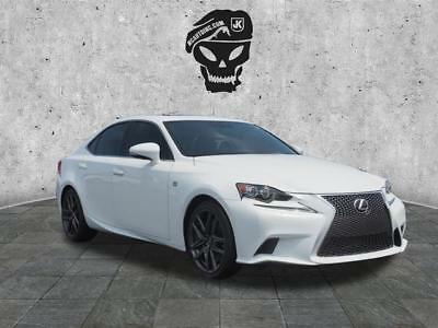2015 Lexus IS Base 4dr Sedan 2015 Lexus IS 350 Base 4dr Sedan
