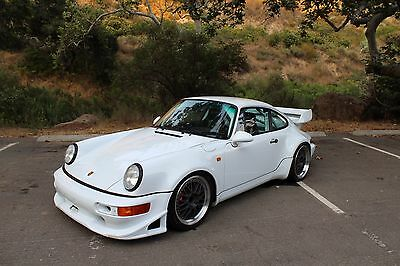 1991 Porsche 911  1991 Porsche 911 Turbo 964 965 Modified Track Car