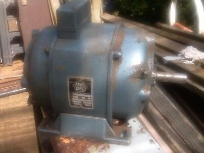 Used 3 Phase Electric Motor From Colchester Student 3hp