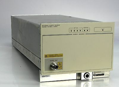 HP 70312A Clock Source module for 70000 series 16MHZ to 1.5GHz