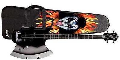 Kiss Gene Simmons Axe Cort 2 Bass New ! Neu!