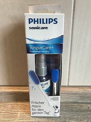 Philips HX8071/10 Zungenreiniger & Spray 59 ml TongueCare+ NEU OVP