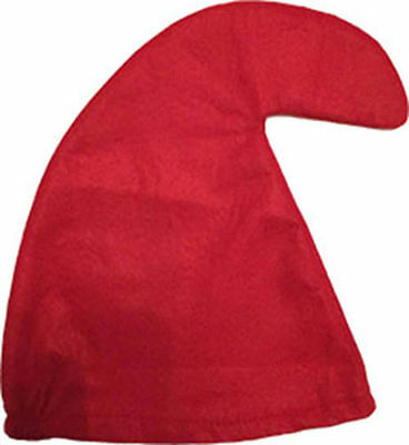 Smurf Hat Gnome Elf Hat Fancy Dress Party Red Hat Party