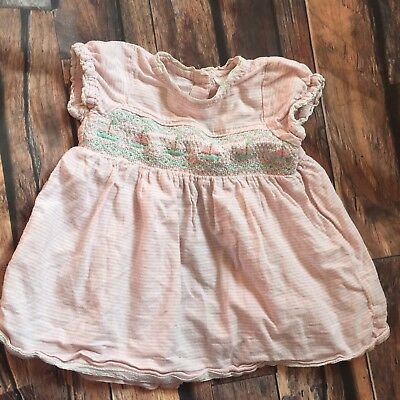 ⭐️NEXT⭐️ 9-12 Months Baby Girl Dress Holiday Summer Outfit Combine Postage