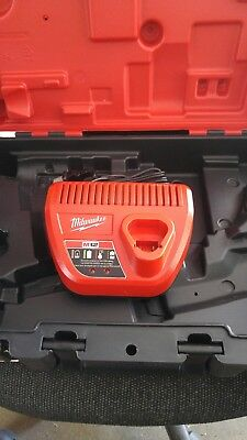 Milwaukee M12 case for 2597-22 and charger