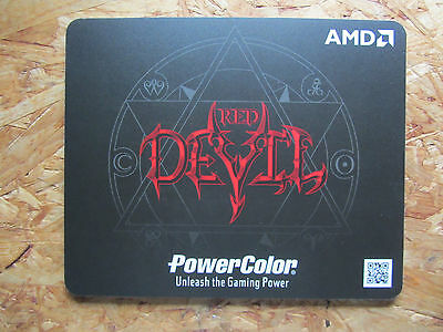 AMD RED DEVIL Mouse Pad
