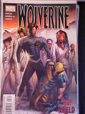 Wolverine #28! 2005 Marvel Comics
