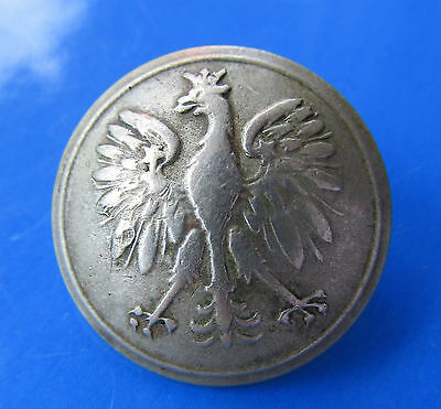 Poland Old Button