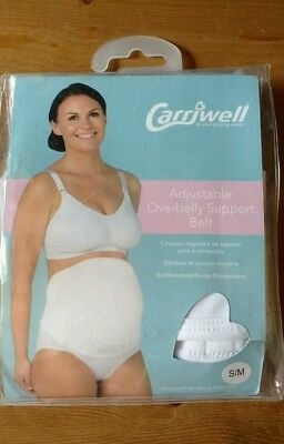 Carriwell pregnancy / maternity support belt, size S/M
