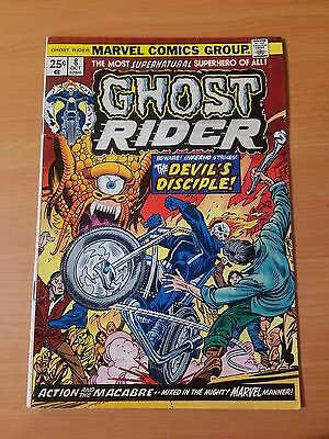 Ghost Rider #8 ~ VERY FINE VF ~ (1974, Marvel Comics)