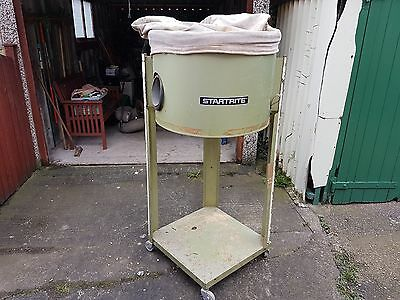 Startrite cyclair-75 woodworking extractor unit