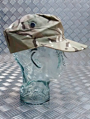 Genuine British Military MTP Camo Patrol / Combat Cap - All Sizes - NEW