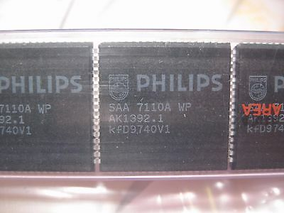 SAA7110A Philips Semiconductors  Digital multistandard colour decoder