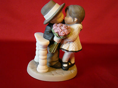 "1998 Enesco ""Life's Sweetest Momments"" #472387 NBM Bahner bisque porcelain"