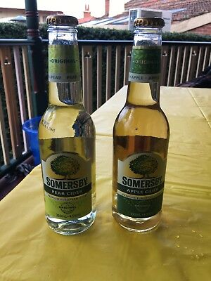 46 X 330ml Bottles of Somersby Apple/Pear Cider