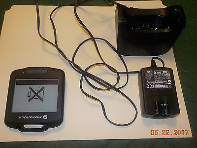 Motorola SB1 Smart Badge with OEM charger and OEM  power supply - new