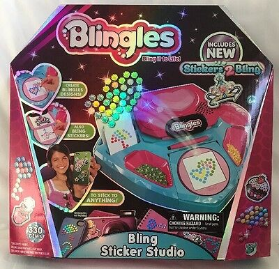 Blingles Bling Sticker Studio
