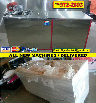 Popsicle Machine Maker Industrial