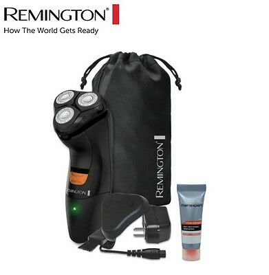 Remington Cordless Shaver Electric Rechargeable Beard Shave Pack Groomer Shaving