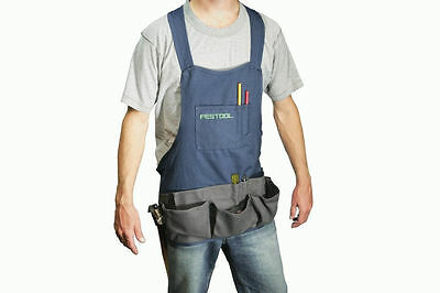 Festool Shop Apron with T-LOC Mini Systainer   M0064   Limited Edition NAINA