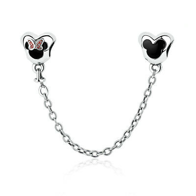 1pcs silver Link link European Charm Beads Fit 925 Bracelet Necklace SH143