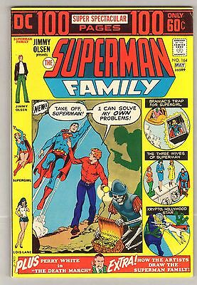 Superman Family #164 (VF/NM) (1974, DC) [b] FIRST ISSUE! HIGH GRADE!