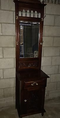 Antique Style Hall Stand