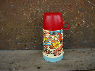 Vintage 1971 Pebbles & Bamm Bamm Thermos
