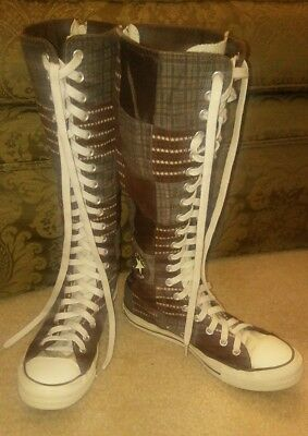 Unisex Converse All Star Boots M(7) L(9)