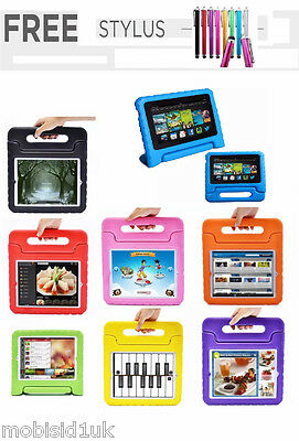 "Tough Kids  EVA Shockproof Foam Case Cover For ALL SAMSUNG GALAXY 7""inch Tablets"