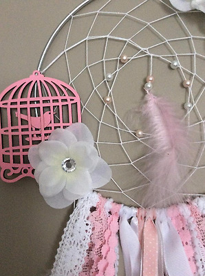 Baby / Kids / Teen Home Decor Pink Dreamcatcher