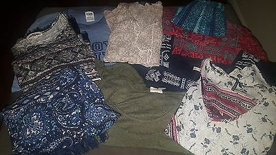 Junior lot mixed clothes size small