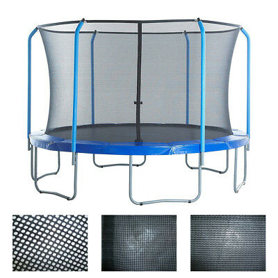 Trampoline Safety Net Stamina Folding Integrated Stamina Polyethylene Meah Tools