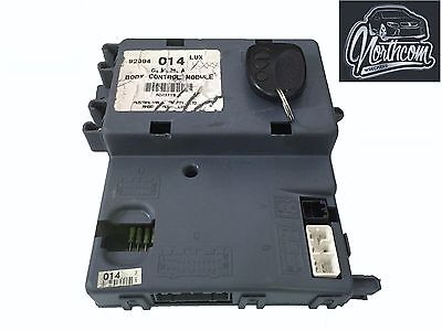 Holden Bcm (Body Control Module) - 014 Lux + Remote Key Head (Suit Vx Commodore)