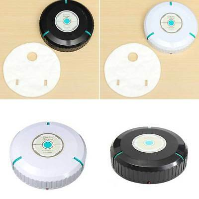 Auto Cleaner Robot Microfiber Smart Robotic Mop Floor Dust Dirt Cleaner Robot