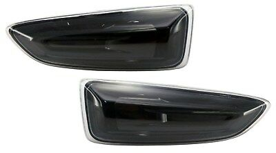 VAUXHALL ASTRA J MK6 (excl GTC/VXR) & ASTRA K MK7 BLACK SIDE INDICATOR REPEATERS