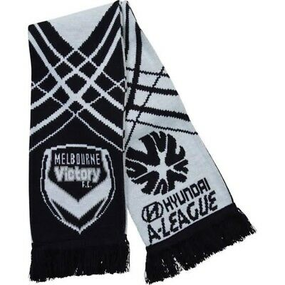 NEW- Melbourne Victory Supporters Scarf- 100% Official A-League Product