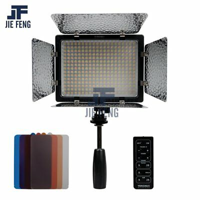Yongnuo YN300 II LED Video Light Photography lights 3200K-5500K for Camera DV