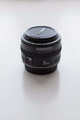 Canon EF 35mm f2 / Very good condition