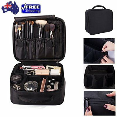 Fashion Makeup Bag Cosmetic Storage Case Travel Carry Beauty Box Portable Holder