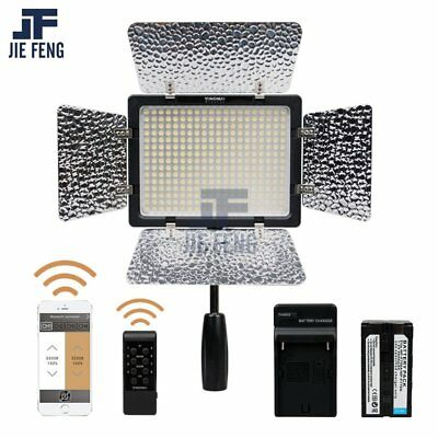Yongnuo YN-300 III  Remote controlling LED Video Light with NP-F750 battery kit