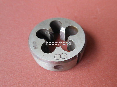 1pc Metric Left Hand Die M16 X 2mm Dies Threading Tools 16mm X 2.0mm pitch