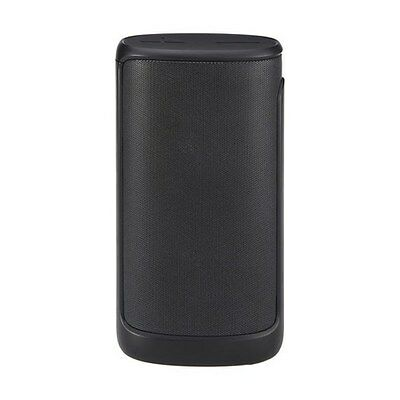 Indoor Pillar Bluetooth Wireless Speaker Portable AUX Rechargeable Music Black