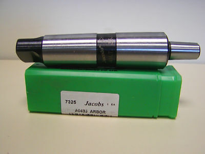 Jacobs 4 Morse Taper Series 33 Jacobs Taper Arbor 7325