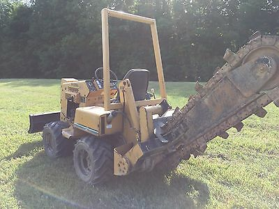 """2000 Vermeer V3550A Trencher 60"""" Trencher Bar"""